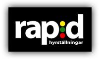 rapid hyrställningar AB